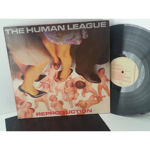 THE HUMAN LEAGUE reproduction, 201 019