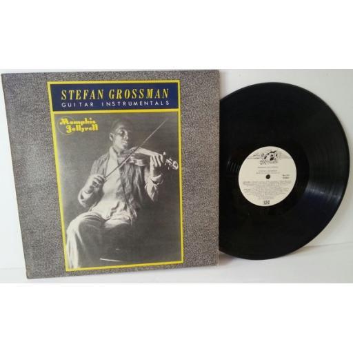 Stefan Grossman, Guitar Instrumentals, Memphis Jellyroll