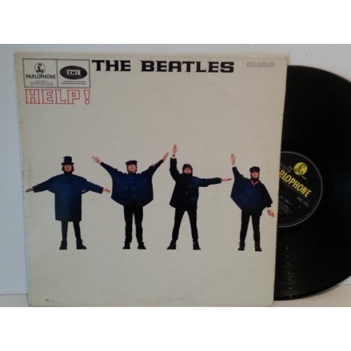The Beatles HELP PMC 1255
