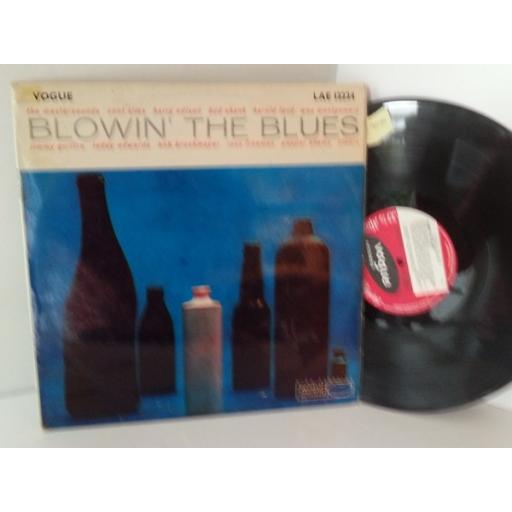 VARIOUS blowin' the blues, LAE 12224