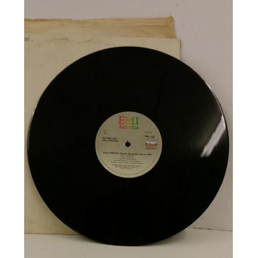RED HOT CHILI PEPPERS hollywood (africa), 12 inch single, 12EA 205