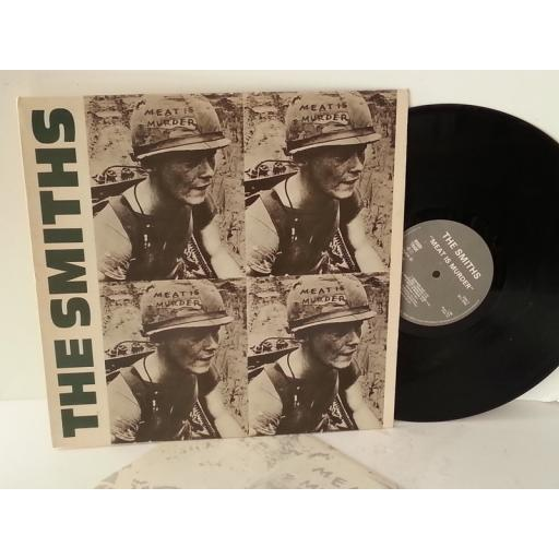 The Smiths MEAT IS MURDER ROUGH. 81