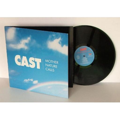 CAST, mother nature calls MATRIX A1, B1. Top copy. Very rare. 1997. polydor.
