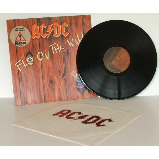 ACDC fly on the wall Great Copy First German pressing. 1985. [Vinyl] ACDC