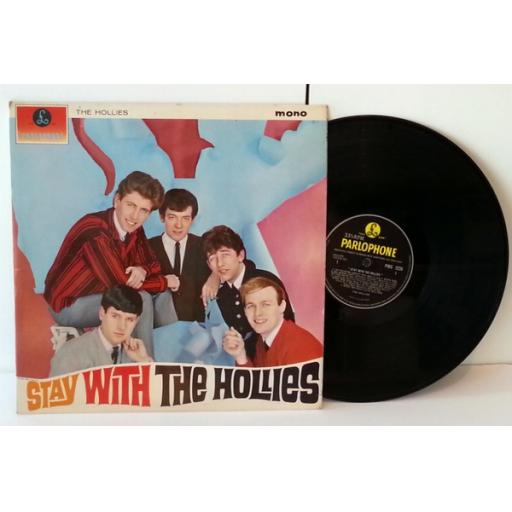 SOLD: THE HOLLIES stay with the hollies