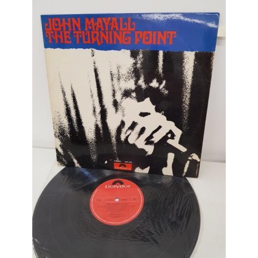 "JOHN MAYALL., turning point, 184 308, 12""LP"