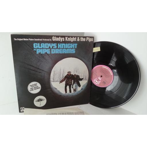 GLADYS KNIGHT AND THE PIPS pipe dreams: the original motion picture sountrack, BDLH 5017