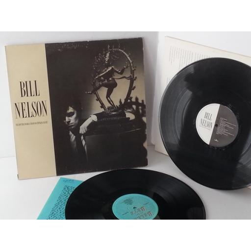 Description: BILL NELSON the love that whirls/la belle et la bete, double album, WHIRL 3