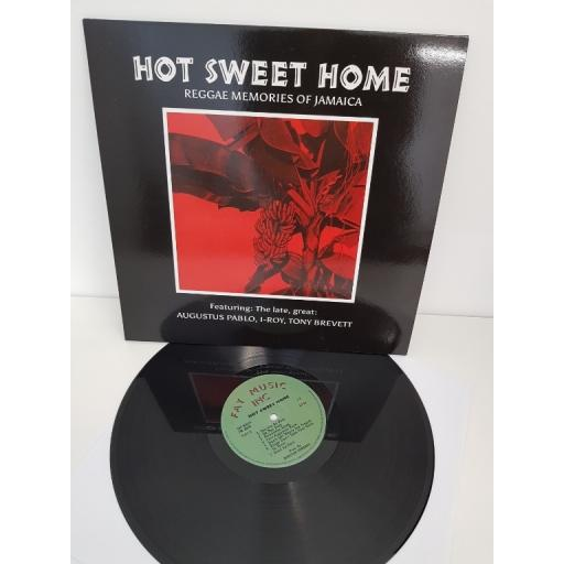 "VARIOUS ARTISTS, home sweet home: Reggae memories of Jamaica, FM 3090, 12"" LP"