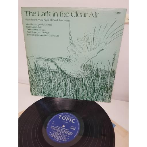 "THE LARK IN THE CLEAR AIR, 12TS230, 12"" LP"