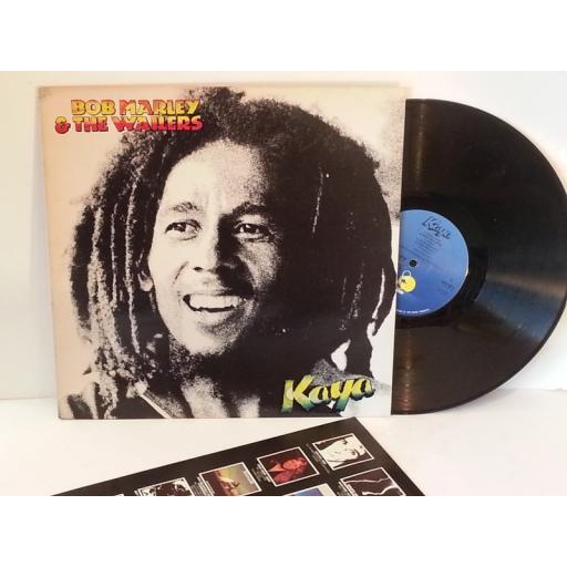 Bob Marley & The Wailers KAYA