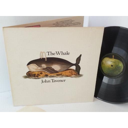 JOHN TAVENER the whale