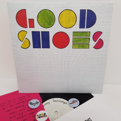 "GOOD SHOES, we are not the same EP, BRILEP06X, 10"" EP"