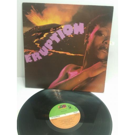 ERUPTION featuring precious wilson K50454