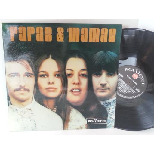 THE MAMAS AND THE PAPAS papas and the mamas, RD 7960