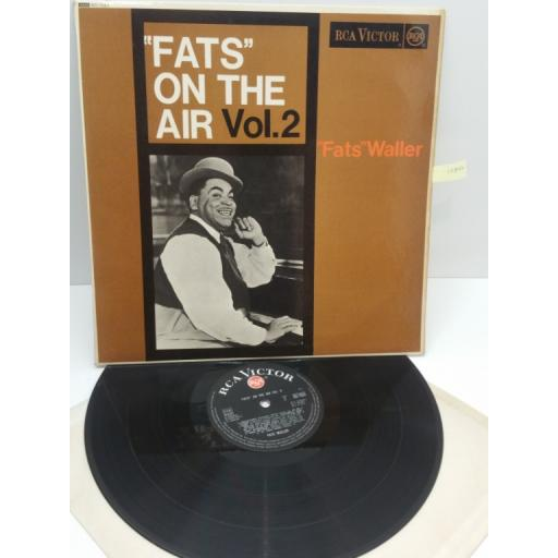 "FATS WALLER ""fats"" on the air vol 2, RD-7553"
