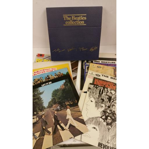 THE BEATLES the beatles collection, 14 x lp, boxset, BC 13