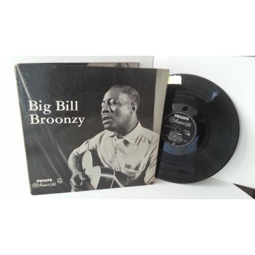 BIG BILL BROONZY big bill broonzy, gatefold, AA 081 02