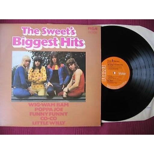 SWEET biggest hits