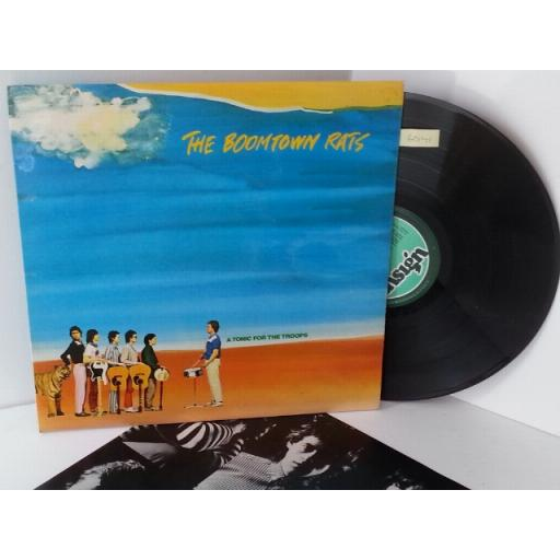 THE BOOMTOWN RATS a tonic for the troops ENVY3