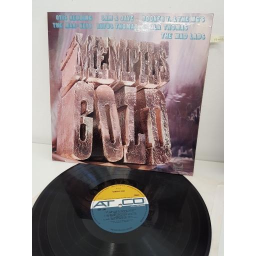 memphis gold, Otis Reading, San & Dave, The Mad Lads, Rufus Thomas, mono, 228 023