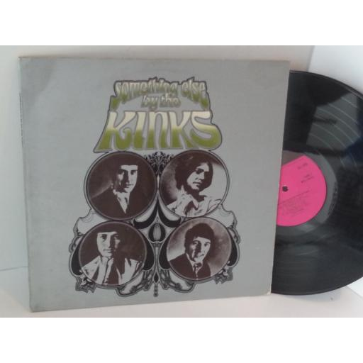 THE KINKS something else by the kinks, npl 18193