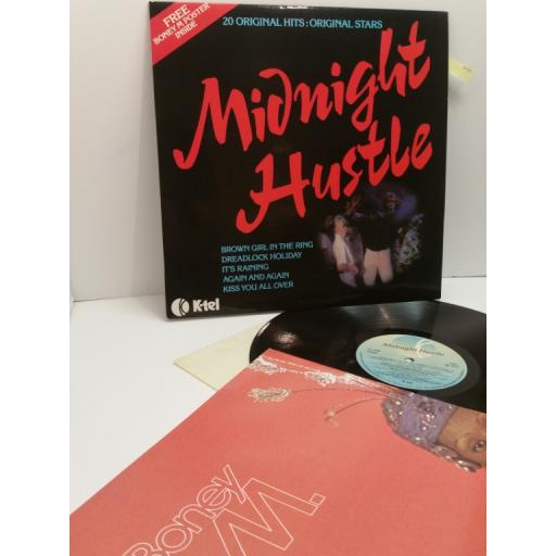VARIOUS ARTISTS midnight hustle, NE 1037