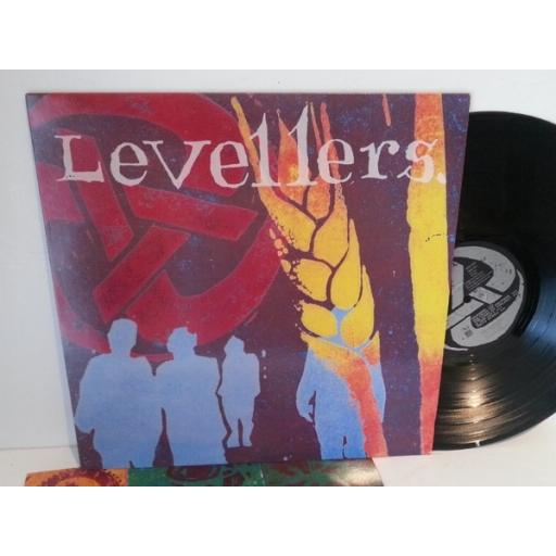 The Levellers THE LEVELLERS