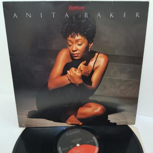 """ANITA BAKER, rapture, EKT 37, 12"""" LP"""