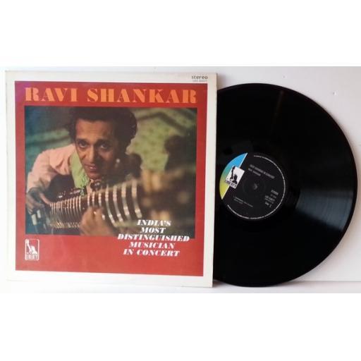 RAVI SHANKAR. india's most distinguished musician