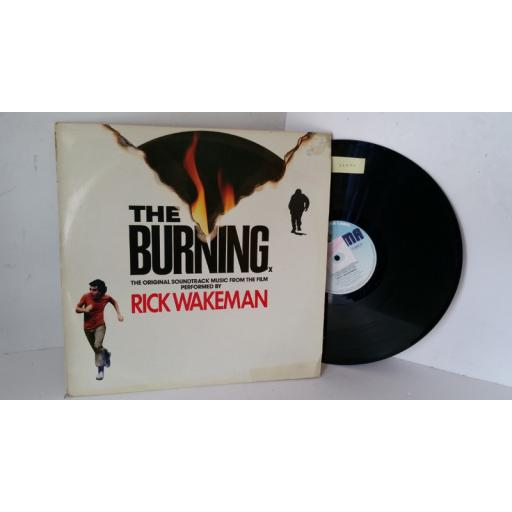 RICK WAKEMAN the burning (soundtrack music from the film), CLASS 12