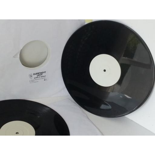 BASEMENT JAXX jump n shout, 2 x vinyl, XLDJ 116