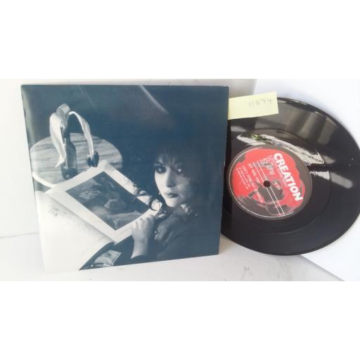 BIFF BANG POW love's going out of fashion, 7 inch single, CRE 024