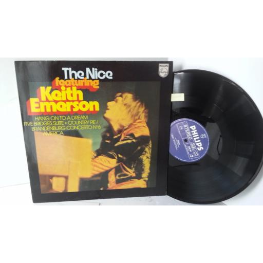 THE NICE the nice featuring keith emerson, 9286 901