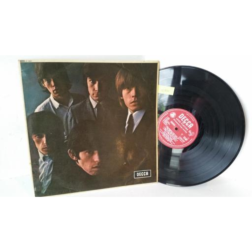 THE ROLLING STONES no. 2, 'blind man' sleeve, LK 4661
