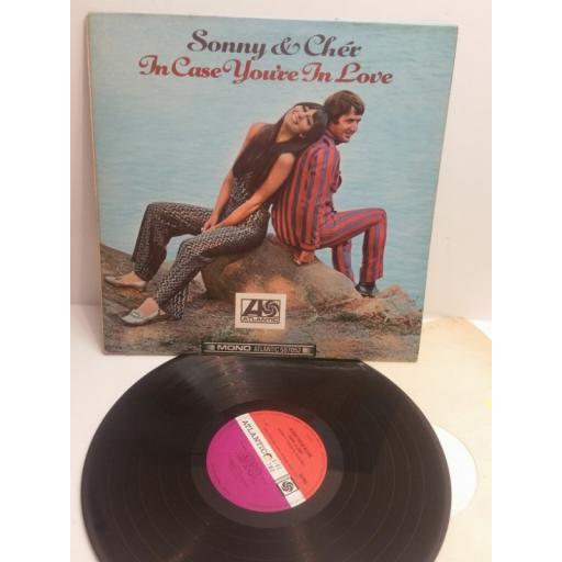 SONNY & CHER in case you're in love MONO 587052