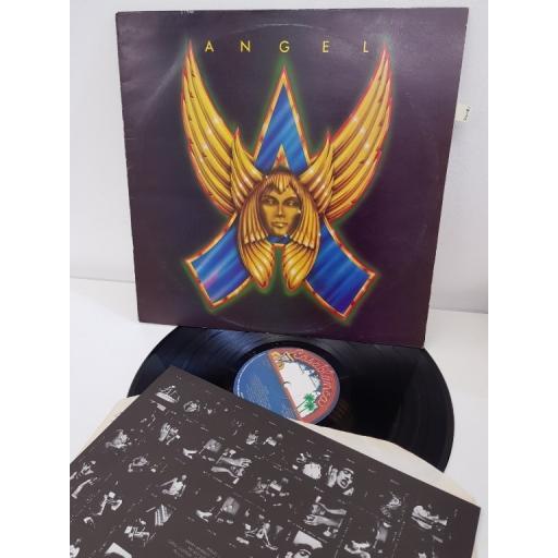 "ANGEL, angel, CBC4007, 12"" LP"