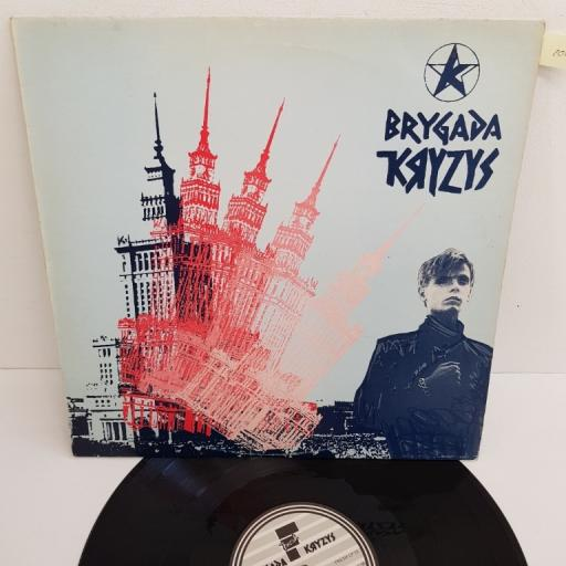 "BRYGADA KRYZYS, brygada kryzys crisis brigade , FRESH LP 13, 12"" LP"