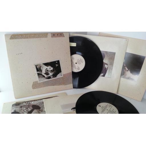 FLEETWOOD MAC tusk, slip cover, 2 x vinyl, K66088