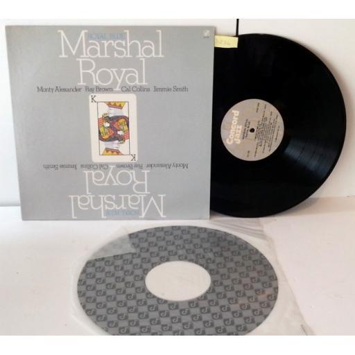 MARSHAL ROYAL royal blue