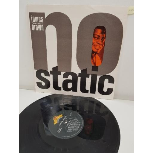 "JAMES BROWN, no static, JSBR 2, 12"" EP"
