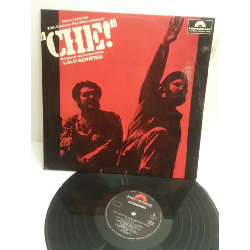 """LALO SCHIFRIN """"Che!"""" music from the motion picture 184224"""