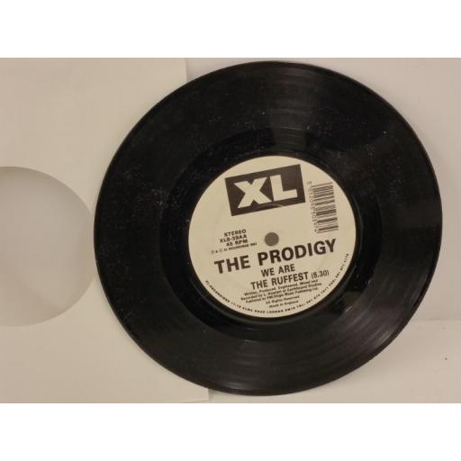 SOLD : THE PRODIGY wind it up (rewound), 7 inch single, XLS 39