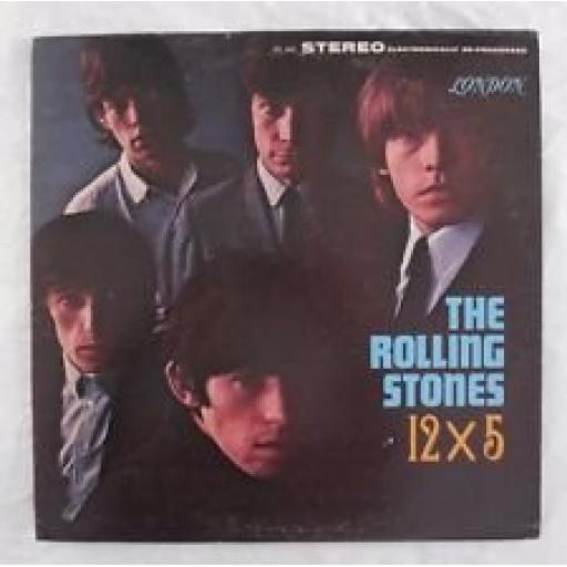 THE ROLLING STONE 12 X 5 PS 402