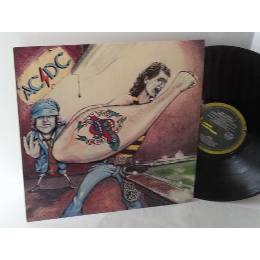 ACDC dirty deeds done dirt cheap, APLP 020