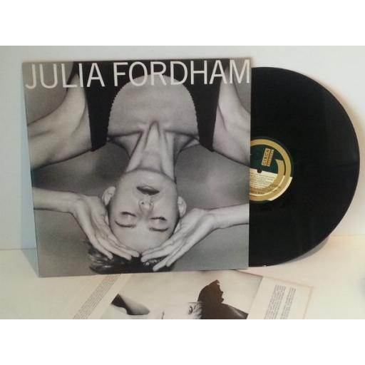Julia Fordham JULIA FORDHAM