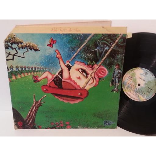 LITTLE FEAT sailin' shoes, gatefold, K 46156