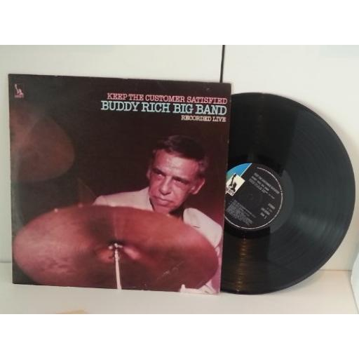 BUDDY RICH BIG BAND keep the customer happy recorded live
