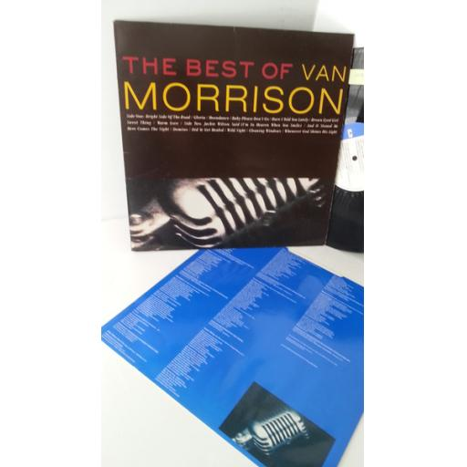 VAN MORRISON the best of van morrison, 841 970-1