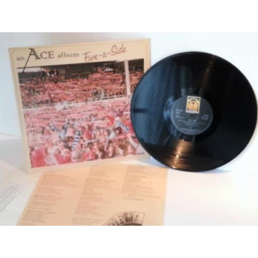 Ace AN ACE ALBUM FIVE A SIDE.